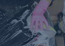 Como lavar o carro