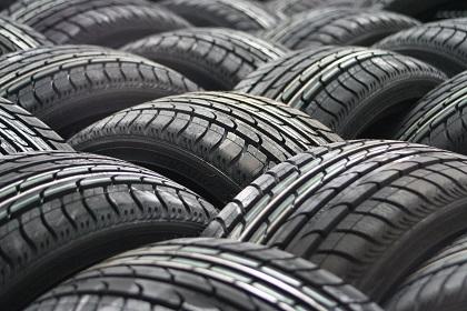 Desenho dos pneus