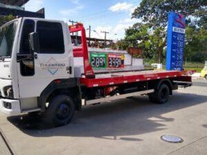 Guincho Ford Cargo 816 2015/16 Completo
