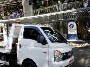Guincho Plataforma Hyundai HR 2012 Fabricante CSA
