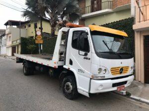 Guincho Accelo Mercedes Benz Plataforma 6,5 m