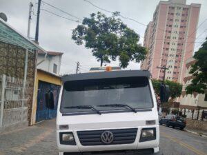 Guincho VW 8-120 Plataforma 5,50 m